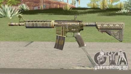 CS-GO M4A4 The Battlestar для GTA San Andreas