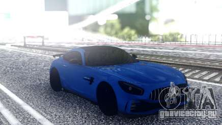 Mercedes-Benz GT Sport для GTA San Andreas