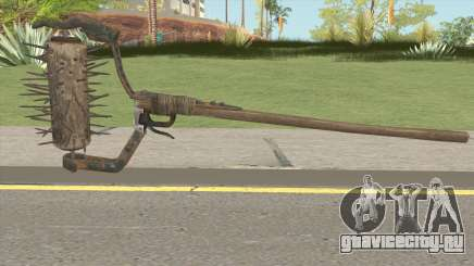 Weapon From Resident Evil 7 для GTA San Andreas