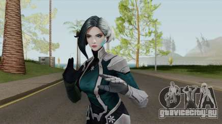 Marvel Future Fight - Luna Snow (Andromeda) для GTA San Andreas