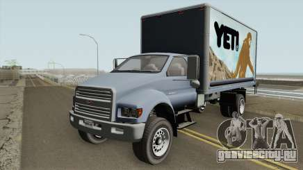 Vapid Yankee 2nd GTA V IVF для GTA San Andreas