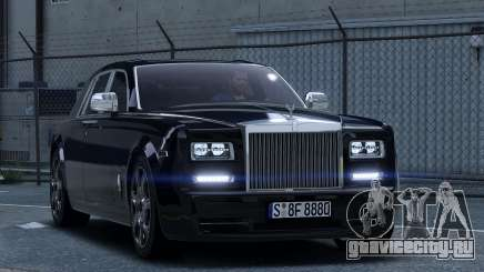 2014 Rolls-Royce Phantom (Add-on) 1.1 для GTA 5