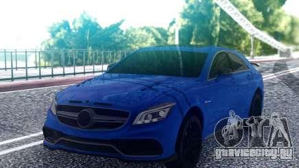 Mercedes-Benz CLS63 Sport для GTA San Andreas