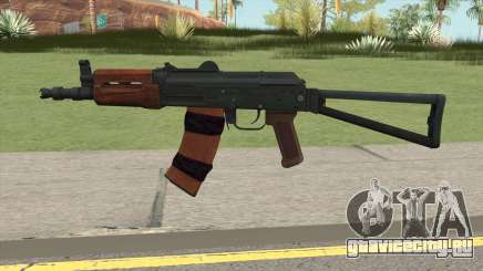 Battlefield 3 AKS74U для GTA San Andreas