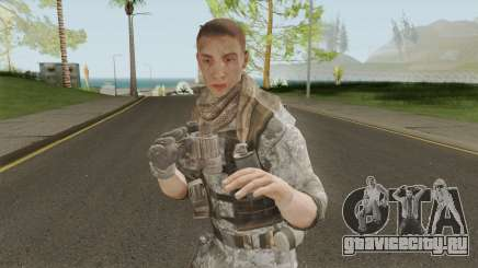 Konrad Enemy From Spec Ops: The Line для GTA San Andreas