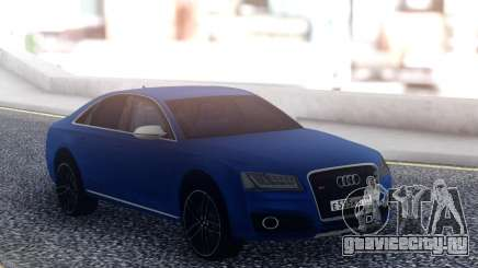 Audi S8 Sedan для GTA San Andreas