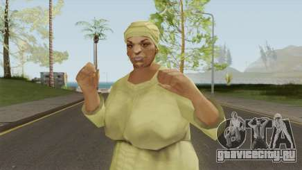 Auntie Poulet From VC для GTA San Andreas