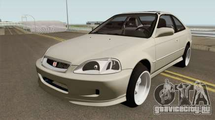 Honda Civic 99 Swap K20Z3 для GTA San Andreas