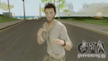 Nathan Drake From Uncharted 3 для GTA San Andreas