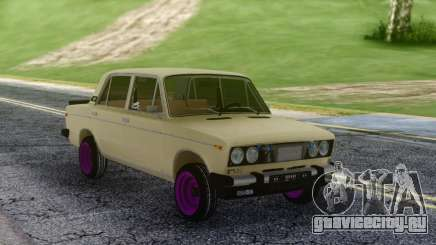 ВАЗ 2106 Русский Дрифт для GTA San Andreas