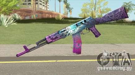 SFPH Playpark (Ghost AK47) для GTA San Andreas