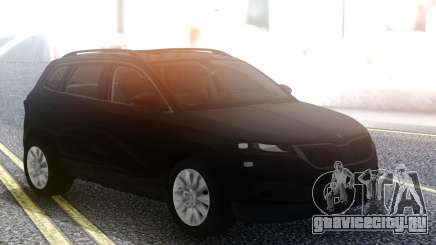 Skoda Karoq Offroad для GTA San Andreas