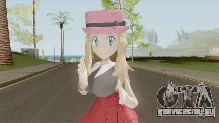 SERENA XY SERIES - Thicc Version для GTA San Andreas
