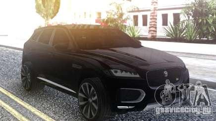 2017 Jaguar F-Pace для GTA San Andreas