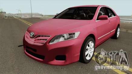 Toyota Camry 2011 Standard (Full 3D) для GTA San Andreas