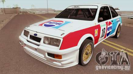 Ford Sierra RS Cosworth Pepsi Edition 1986 для GTA San Andreas