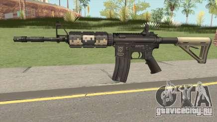 AR-15 Eagle для GTA San Andreas