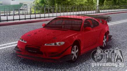 Nissan Silvia S15 RED для GTA San Andreas