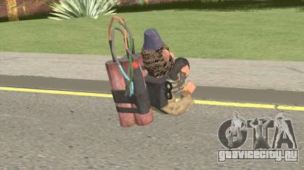 Monkey Bomb для GTA San Andreas