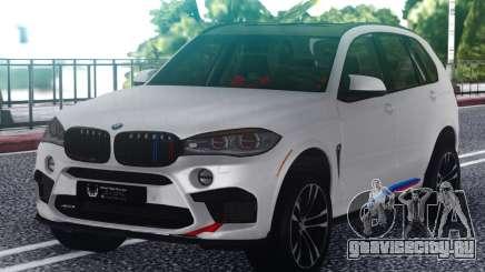 BMW X5 4x4 для GTA San Andreas