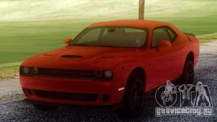 Dodge Hellcat Stock для GTA San Andreas