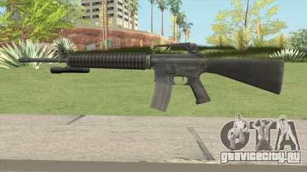 L4D1 M16A2 для GTA San Andreas