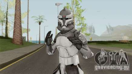 Star Wars Commander Wolffe для GTA San Andreas