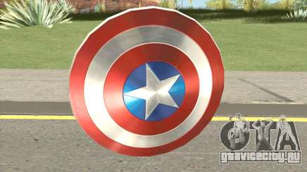 Captain America Shield для GTA San Andreas