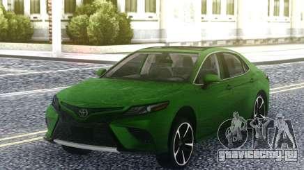 Toyota Camry V70 XSE для GTA San Andreas