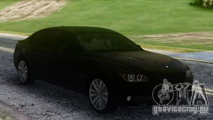BMW F01 для GTA San Andreas