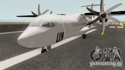 ATR 42-500 United Nations для GTA San Andreas