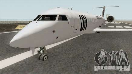 Bombardier CRJ-200 United Nations для GTA San Andreas