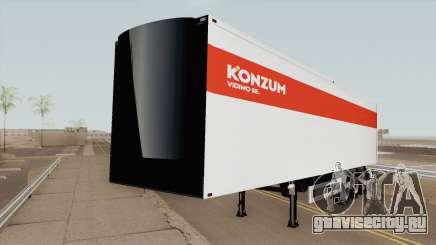 Konzum Trailer для GTA San Andreas