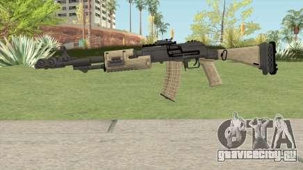 Call of Duty Black Ops 3: KVK-99mm для GTA San Andreas
