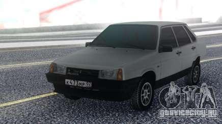 ВАЗ 21099 Без Бампера для GTA San Andreas