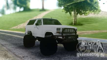 Ford Bronco для GTA San Andreas