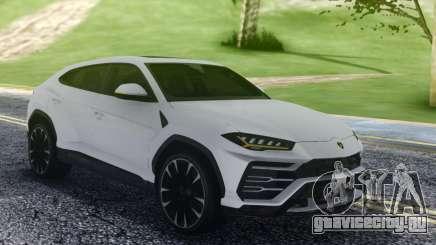 Lamborghini Urus White для GTA San Andreas
