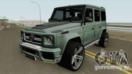 Mercedes-Benz G700 Brabus Widestar HQ для GTA San Andreas
