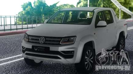 Volkswagen Amarok Pick-Up для GTA San Andreas