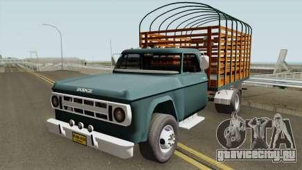 Dodge 300 MQ для GTA San Andreas