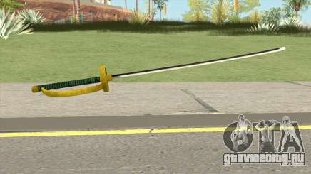 Shanks Akagami Weapon для GTA San Andreas