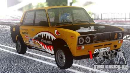ВАЗ 2106 Акула для GTA San Andreas