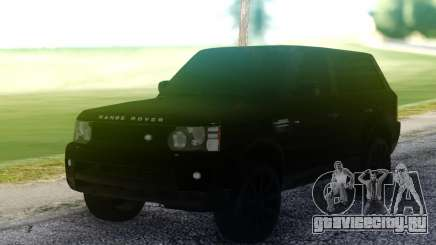 Land Rover Range Rover Sport All Black для GTA San Andreas