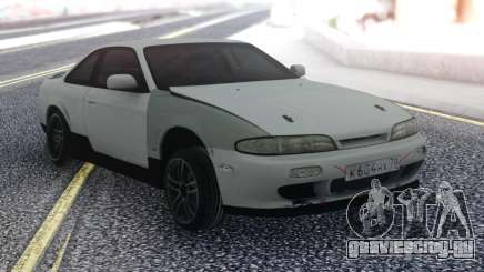 Nissan Silvia S14 Crashed для GTA San Andreas