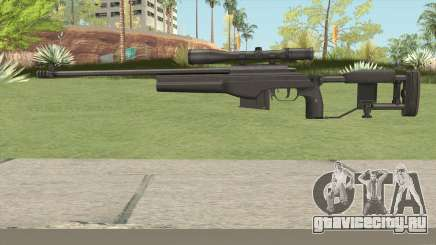 SAKO TRG-42 Sniper Rifle (Black) для GTA San Andreas