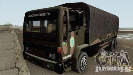 Barracks Caminhao Exercito BR TCGTABR для GTA San Andreas