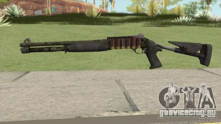 Benelli M4 SEALs Jungle Camo для GTA San Andreas