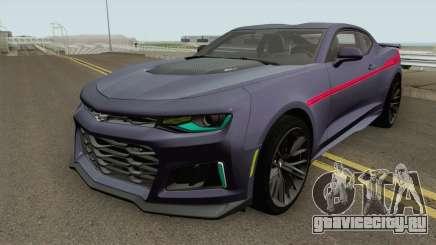 Chevrolet Camaro ZL1 2018 Hennessey для GTA San Andreas
