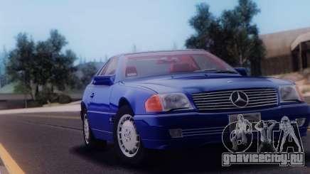 Mercedes-Benz SL-Class (R129) для GTA San Andreas