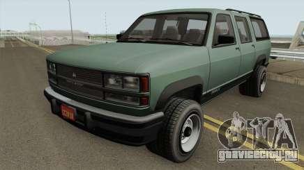 Declasse Granger 3500LX Retro для GTA San Andreas